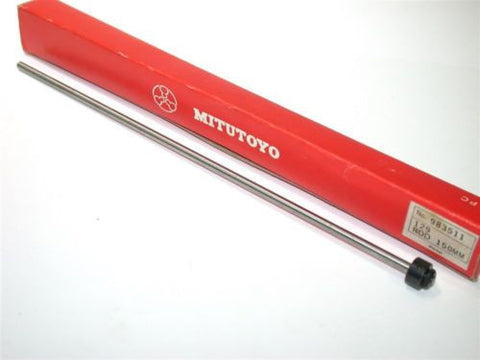 NEW MITUTOYO METRIC DEPTH MICROMETER INTERCHANGEABLE ROD 983511
