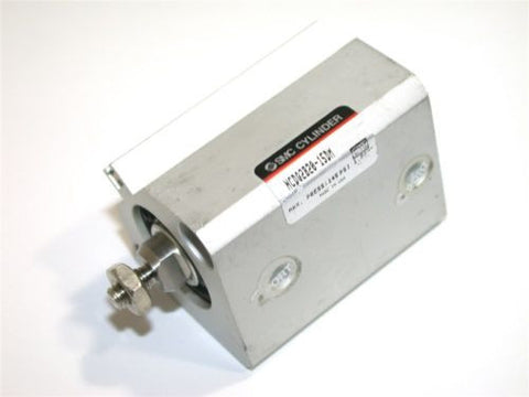 UP TO 2 NEW SMC COMPACT AIR CYLINDERS NCDQ2B20-15DM