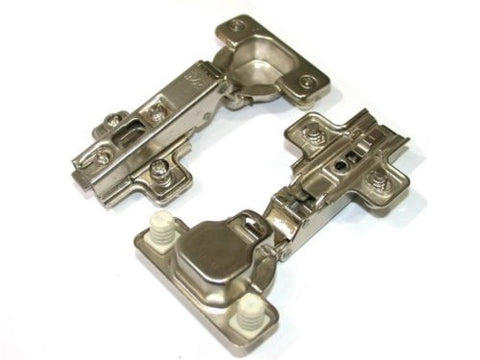 NEW Pair of Star 110° Full Overlay Hinge Kits- FREE SHIPPING