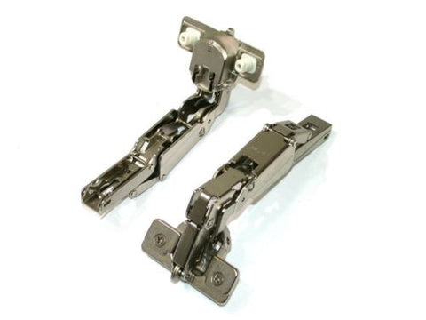 NEW Pair of Salice 165° Full Overlay Long Arm Hinges- No. C2RFA99