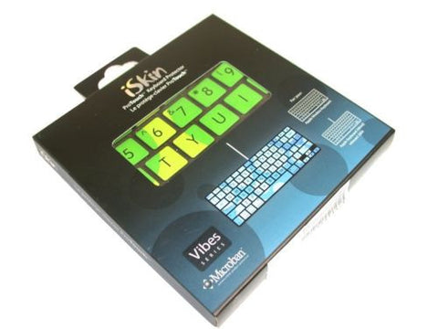 New iSkin ProTouch Vibes Dragon Fly Keyboard Protector PTVBMB-KI FREE SHIPPING