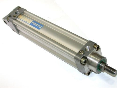 "UP TO 4 FESTO AIR PNEUMATIC CYLINDERS 6 1/4"" STROKE DNU-40-160-PPV-A"
