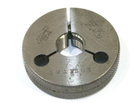"SWANSON NO GO THREAD RING GAGE 1/2""-20 NF-2"