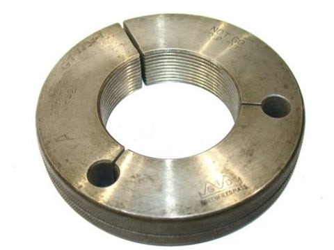 "GREENFIELD NO GO THREAD RING GAGE 2 3/8""-12-NS-2"