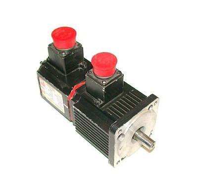 GIDDINGS & LEWIS BRUSHLESS AC SERVO MOTOR 0.47 HP  MODEL  SSM307  (2 AVAILABLE)
