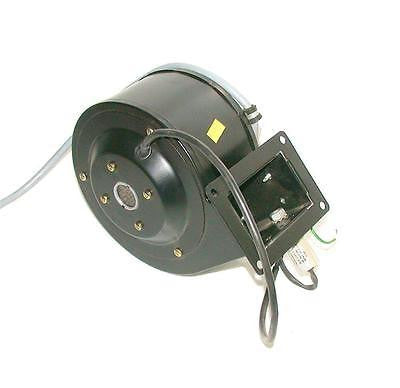 RUCK SINGLE PHASE BLOWER MOTOR ASSEMBLY 230 VAC MODEL GE120-2A-40142