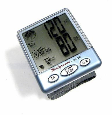 BRAND NEW WALGREENS BPW-200WGC WRIST BLOOD PRESSURE MONITOR