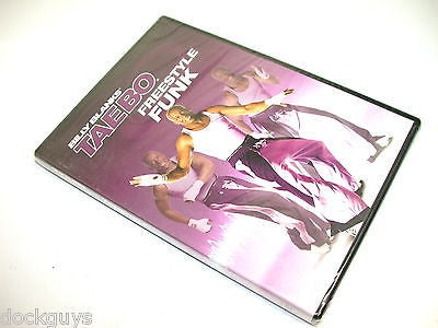 Billy Blanks - Tae Bo Freestyle Funk DVD
