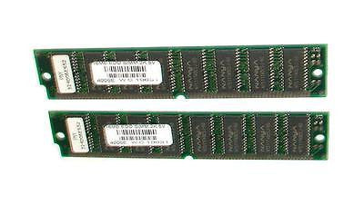 LOT OF 2 PNY TECHNOLOGIES 324006ES52  PNY 16MB RAM Module EDO NON-Parity 72-Pin