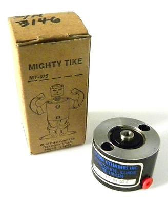 BRAND NEW CUSTOM CYLINDERS INC. MIGHTY TIKE MT-075-04-DA-F CYLINDER