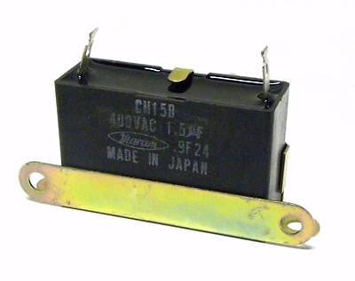 NEW MARCON CH15B CAPACITOR 1.5 UF 400 VAC