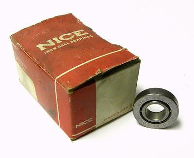 "NEW NICE 400-6V BALL BEARING 3/8"" X 7/8"" X 1/4"""
