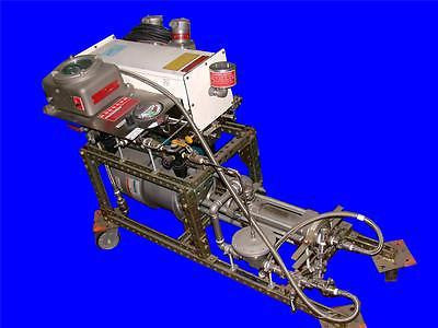 PURGE SYSTEM 2001A-STD-CI TYPE X WITH GRACO PUMP 222827 AND AIR MOTOR 208356