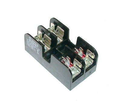 GOULD SHAWMUT FUSE HOLDER BLOCK 30 AMP 600 VAC MODEL 30322R