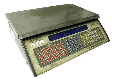 DETECTO 100LB MAILING & SHIPPING SCALE MODEL MS-1600 - SOLD AS IS
