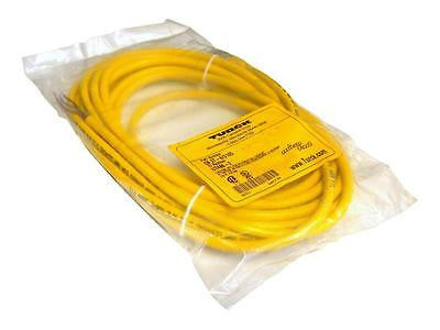 BRAND NEW TURCK MICRO FAST CABLE MODEL SB 3T-6S105 (2 AVAILABLE)