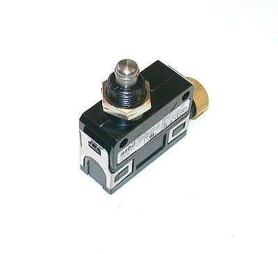 NEW AZBIL MORI DEIKI SL1-H PLUNGER LIMIT SWITCH  (2 AVAILABLE)