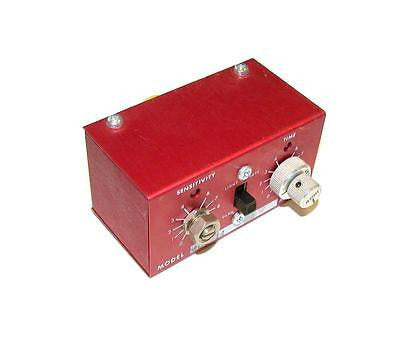 BANNER MB5-14 MODULATED PHOTOELECTRIC AMPLIFIER 12-18 VDC