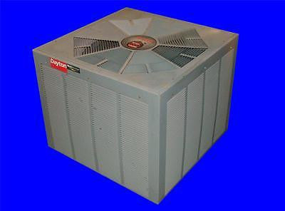 VERY NICE DAYTON 4 TON CAPACITY CONDENSING UNIT MODEL MAJB-049JAZ 208/230 VOLTS