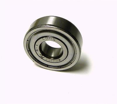 BRAND NEW CONSOLIDATED BALL BEARING 12MM X 32MM X 10MM MODEL 6201C3 (5 AVAIL.)