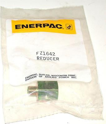 NEW ENERPAC REDUCER 1/4 TO 1/8 NPT MODEL  FZ1642