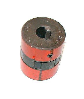 "LOVEJOY L-075 COMPLETE COUPLING W/SPIDER 5/8"" BORE 1 3/4"" DIAMETER 2 1/8"" LENGTH"