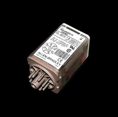 ALLEN BRADLEY GENERAL PURPOSE RELAY 12 VDC  MODEL 700-HA32A12