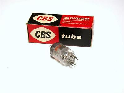 NEW IN BOX CBS POWER TUBE MODEL 6AL5