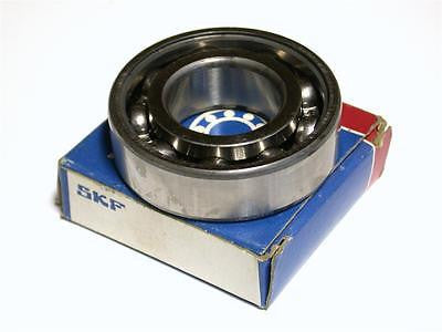 NEW IN BOX SKF SINGLE ROW BALL BEARING 25MM X 52MM X 15MM 6205 JEM (3 AVAILABLE)