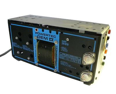 POWERTEC OEM II 2R70TB DC POWER SUPPLY