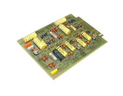 ALLEN BRADLEY X-233114 SWITCH PREAMP CIRCUIT BOARD  (2 AVAILABLE)