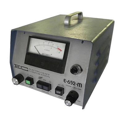 ELECTRO-CRAFT MOTOMATIC SPEED CONTROLLER MODEL E-652-M