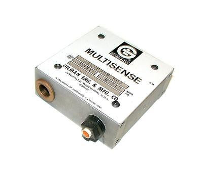 GIDDINGS & LEWIS MULTISENSE LIMIT SWITCH MODEL  212-0369-603