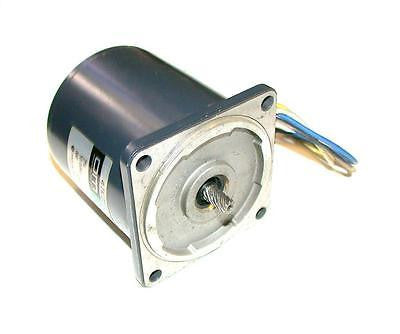 ORIENTAL MOTOR INDUCTION MOTOR 100 VAC MODEL 4IK25GN-A