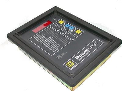 SQUARE D POWERLOGIC CIRCUIT MONITOR WAVEFORM CAPTURE 3020 CM-2250