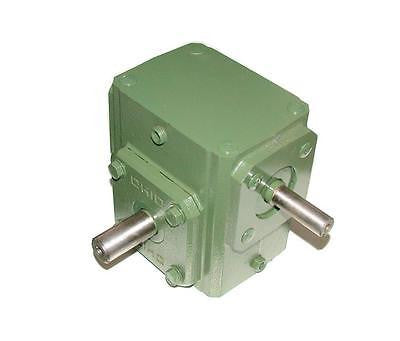 NEW UNILINE 2000 OHIO GEARBOX 5: 1 RATIO MODEL B2175  (3 AVAILABLE)