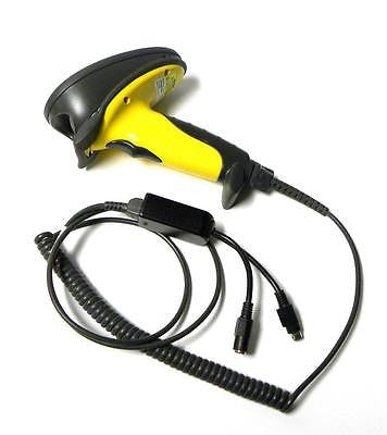 SYMBOL PHASER BARCODE SCANNER MODEL P304PRO-I000 (2 AVAILABLE)
