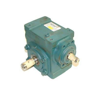 NEW DODGE TIGEAR SPEED REDUCER GEARBOX 15: 1 RATIO MODEL 17S15L