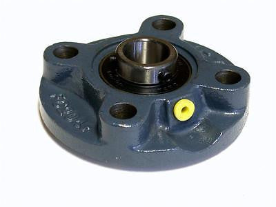 BRAND NEW FYH 4-BOLT ROUND FLANGE UNIT 22MM BORE 100MM OUTSIDE DIAMETER UCFC204