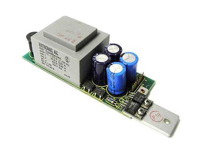INTRONIC AGBV54386 POWER SUPPLY MODULE BOARD MODEL ME-34161A - SOLD AS IS