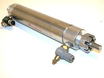 "HUMPHREY 5"" STROKE STAINLESS AIR CYLINDER 5-DP-5"