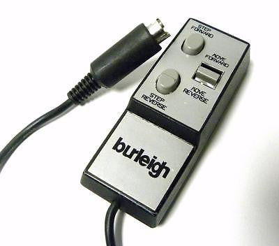 BURLEIGH REMOTE STEPPER FOR CONTROLLER
