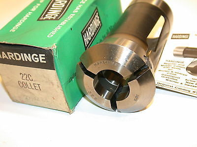 "NEW 29/32"" Hardinge 22C Collets Brown & Sharpe"