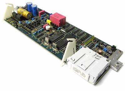 METTLER PC BOARD MODEL ME-56604 W/ SOFTWARE STANDARD V10.42 MODEL ME-34172
