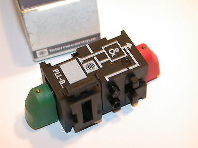 NEW TELEMECANIQUE PNEUMATIC LOGIC VALVE PLLB12