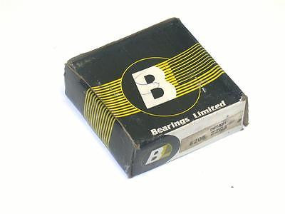 BRAND NEW IN BOX BEARINGS LIMITED BALL BEARING 6203 ZZC3 (8 AVAILABLE)