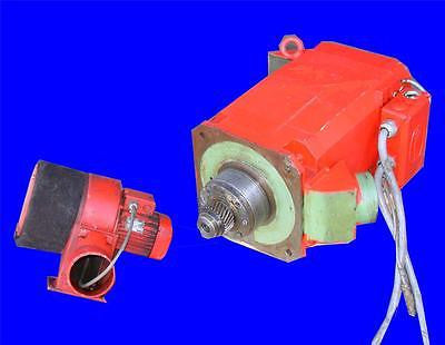 VERY NICE BLOCHER 8000 RPM SPINDLE MOTOR TYPE DQL160M004