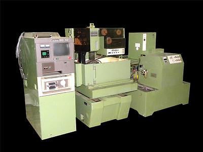 SODICK FINE WIRE ELECTRIC DISCHARGE MACHINE EDM MODEL FS-330W W GO-40 CONTROL
