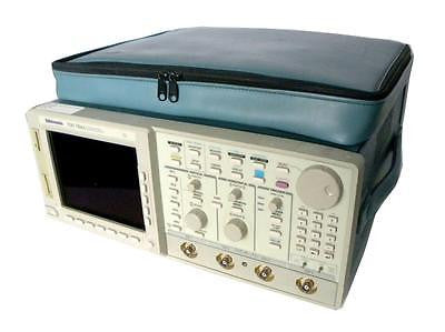 TEKTRONIX TDS784A COLOR 4 CHANNEL DIGITIZING OSCILLOSCOPE 1 GHZ WITH PROBES