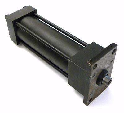 "NEW HANNA PNEUMATIC CYLINDER 2"" BORE 5"" STROKE MF1 3AN CC 2.00 5.00 DSF1G"